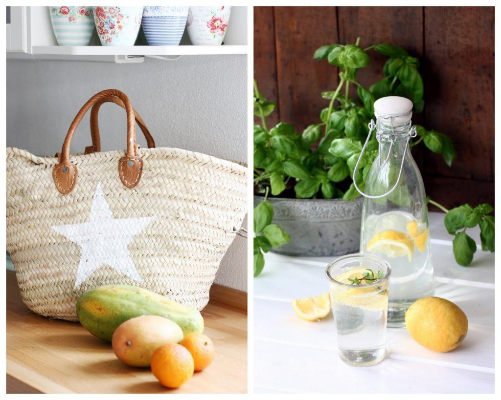 Zitronenlimonade selbstgemacht, Rezept