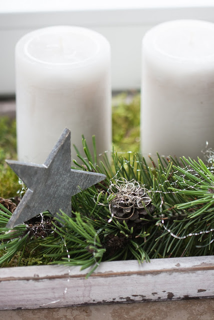 Last Minute Adventskranz