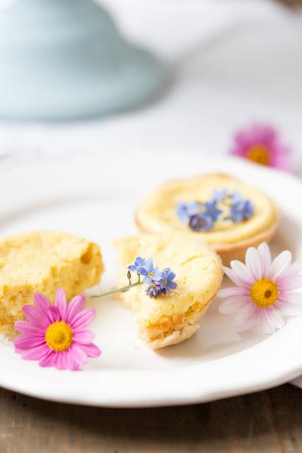 Zitronencheesecake, Cupcakes