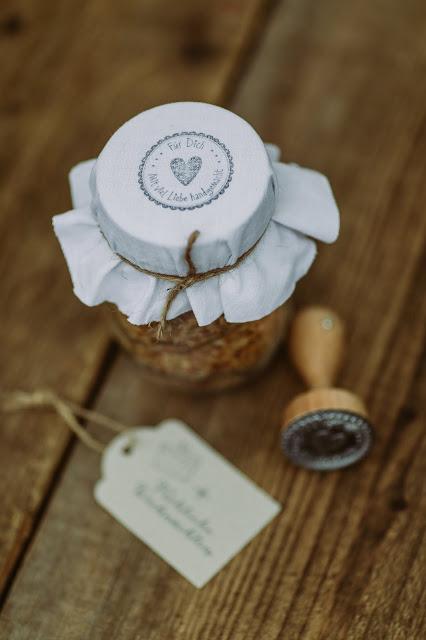 Geschenke aus der Küche, Knuspermüsli, Pomponetti