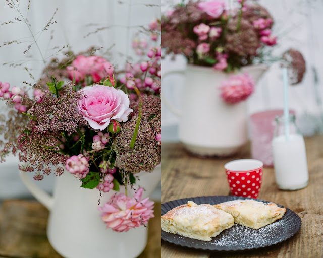 Friday Flowerday, Blumenstrauß, Pomponetti