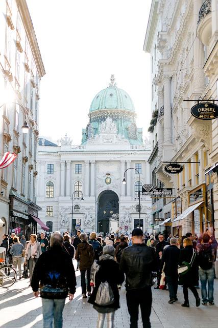 Wien,Impressionen, Pomponetti, Wiener Hofburg