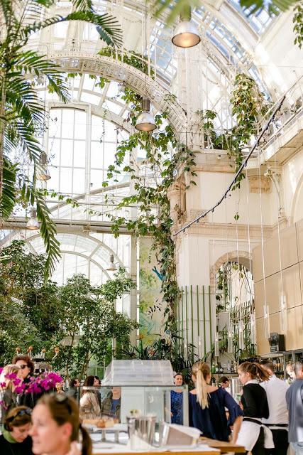 Wien,Impressionen, Pomponetti, Palmenhaus