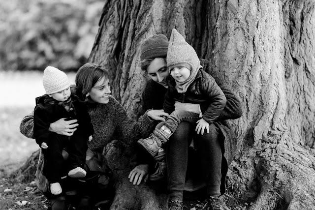 Familyshooting in Wien, Pomponetti