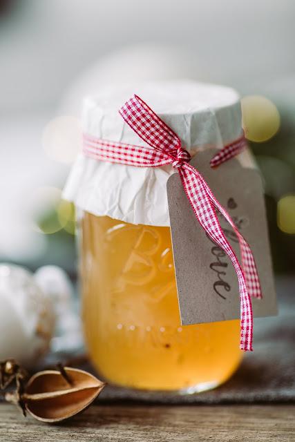 Quittengelee, Geschenke aus der Küche, Pomponetti