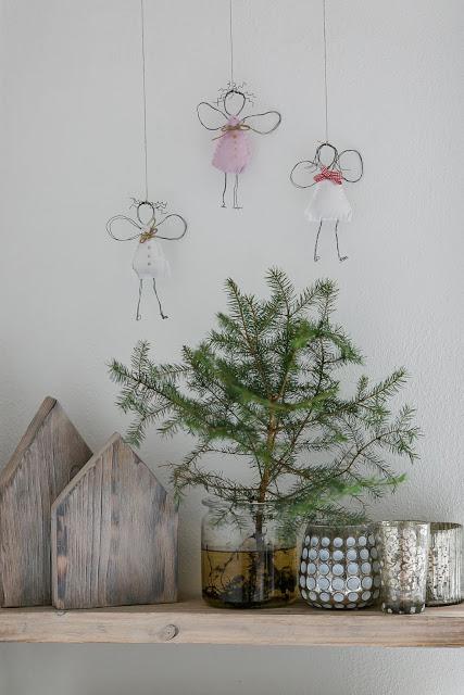 Weihnachtsdeko, Interior, Pomponetti