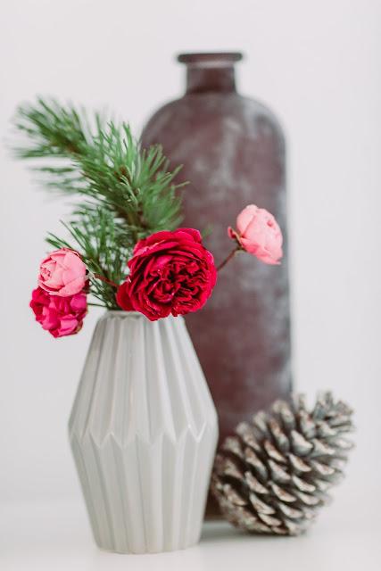 Friday Flowerday, Pomponetti, Blumen arrangieren