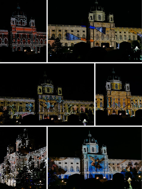 Wien,Impressionen, Pomponetti, Wien leuchtet