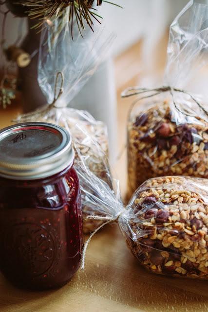 Geschenke aus der Küche, Weihnachtsmarmelade, Pomponetti