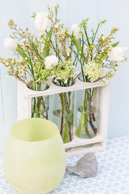 Blumenstrauß Frühling, Pomponetti