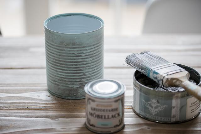Dosenupcycling,3 DIY Ideen, wie du deine Frühjahrsblüher in Szene setzt, Interior, Pomponetti