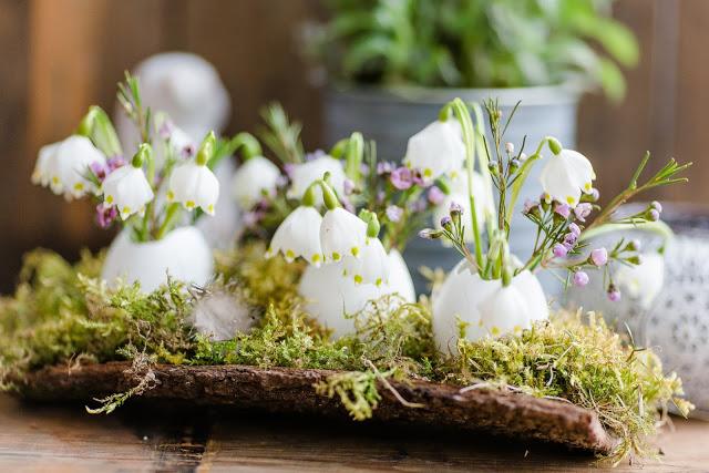 Schnelles Oster DIY, Pomponetti