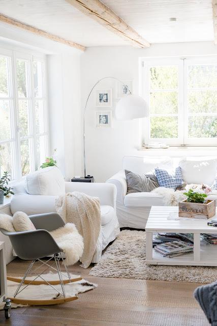 Cozy Livingroom oder Lieblingsecke Wohnzimmer, Pomponetti
