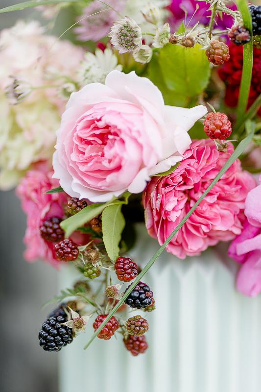 Herbstliches Friday Flowerday, Pomponetti, Herbststrauß