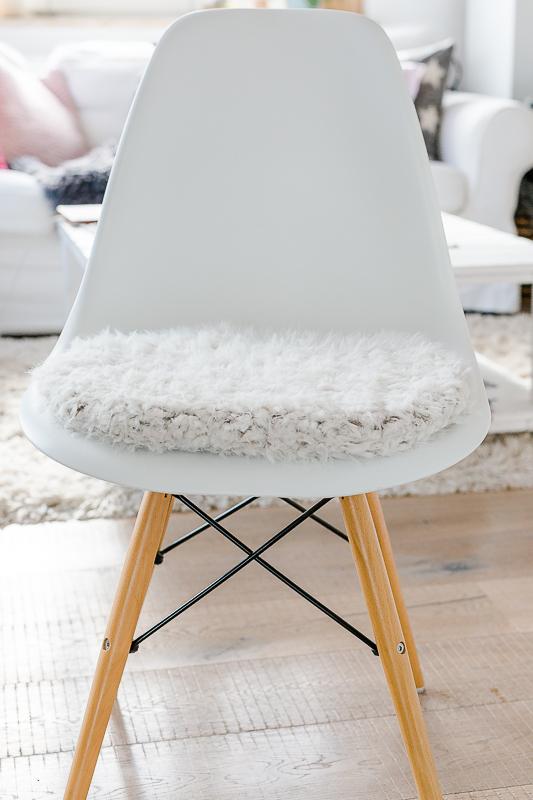 Neue Sitzkissen im Etsyshop, Pomponetti Interieur, Eamescushion, Eameskissen