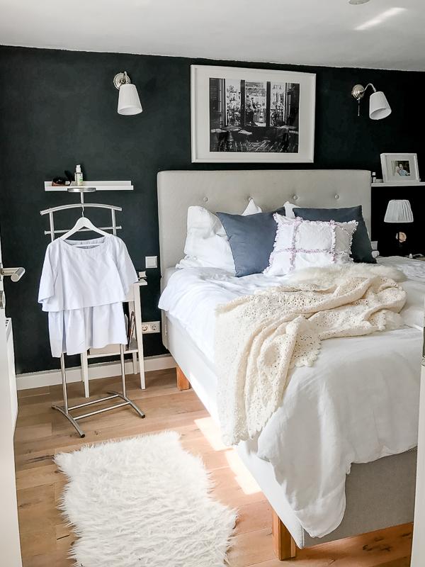 Lieblingsecke im Schlafzimmer, Pomponetti