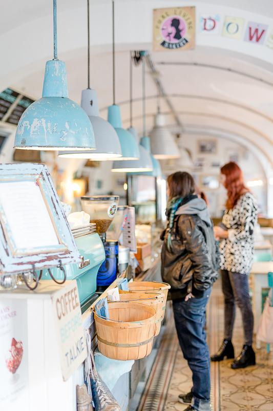 Kleine Schätze, große Städte....Pure Living Bakery in Wien, Pomponetti, Sugar Girls