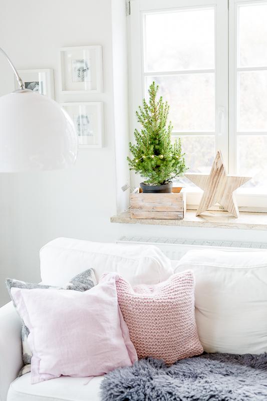 weihnachtliche dekoideen oder erster weihnachtszauber. Black Bedroom Furniture Sets. Home Design Ideas