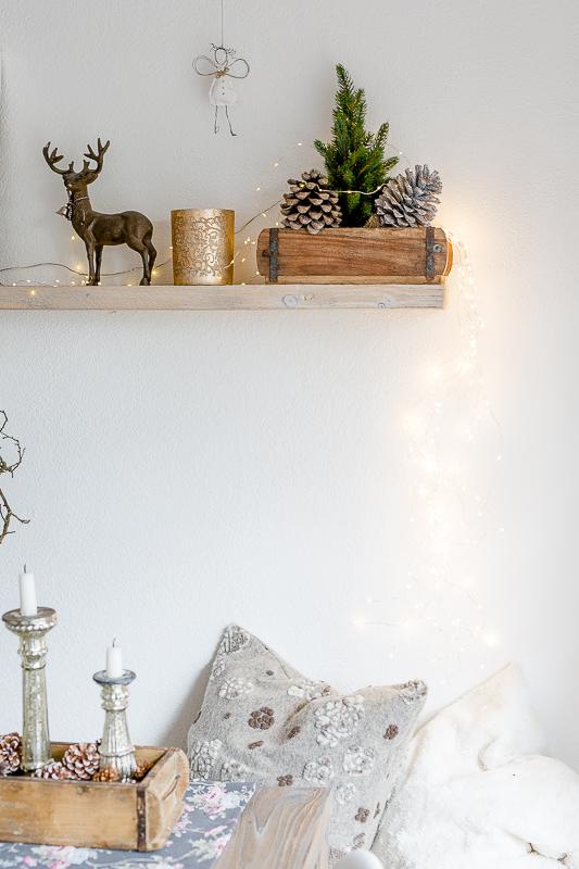 Weihnachtliche Dekoideen.... oder erster Weihnachtszauber, Pomponetti