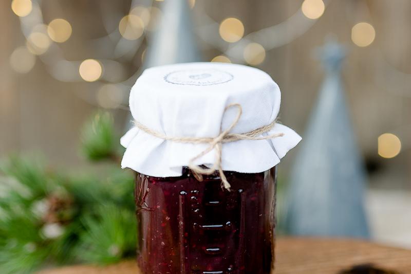 Geschenke aus der Küche oder die beliebteste Weihnachtsmarmeladen, Pomponetti, Beeren -Glühwein, Weihnachtsmarmeladenrezept