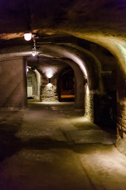 Lieblingsbloggertreffen in Nürnberg, Pomponetti,Historische Felsengänge Nürnberg