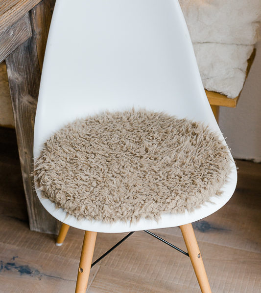 neues sitzkissen fr eameschair - Eames Chair Sitzkissen