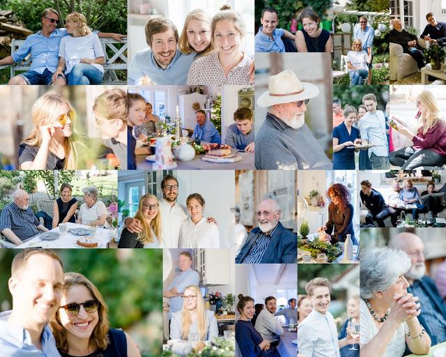 Der große Jahresrückblick, Familytime, Familienzeit, Familienfeste, Pomponetti