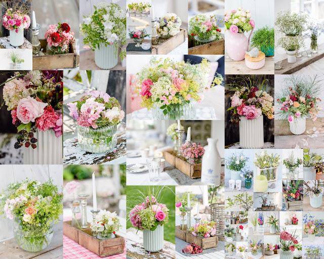 Der große Jahresrückblick 2017, Friday Flowerday, Pomponetti