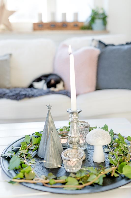 Weihnachtliche Lieblingsecken, Weihnachtsdekoration, Pomponetti
