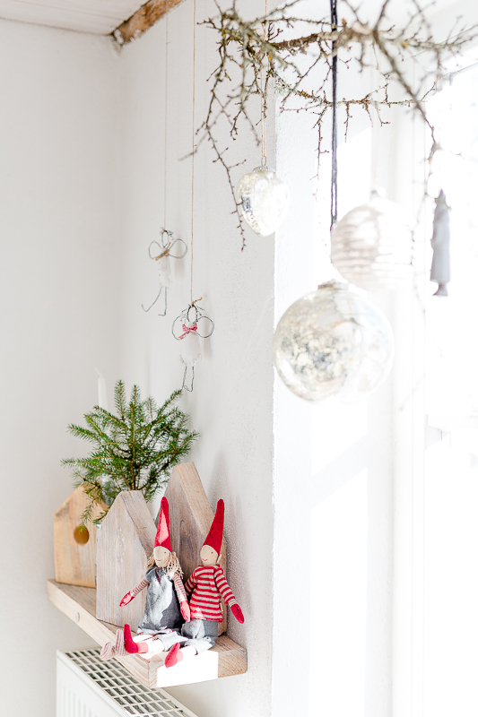 Weihnachtliche Lieblingsecken, Weihnachtsdekoration, Pomponetti, Maileg Wichtel