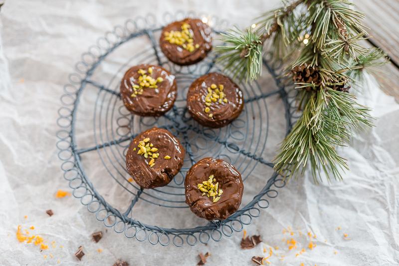 Die besten Weihnachtsplätzchen- Rezepte,vegane Lebkuchen, Weihnachtsbäckerei, Pomponetti