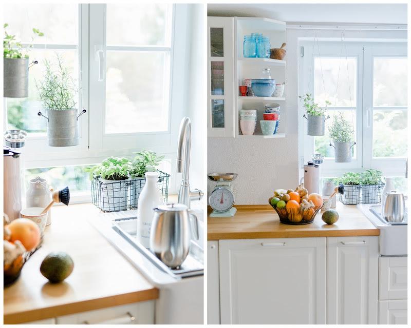 neues jahr frische kr uter f r die k che und ingwertee bei erk ltung pomponetti. Black Bedroom Furniture Sets. Home Design Ideas