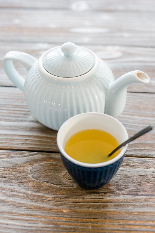 Rezept für Ingwer_Orangentee, Mittel bei Erkältung, Pomponetti