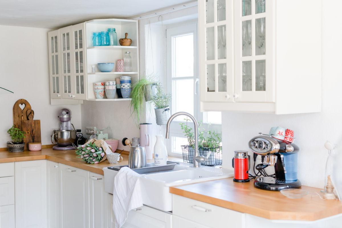 Frühjahrsputz in der Küche, Pomponetti