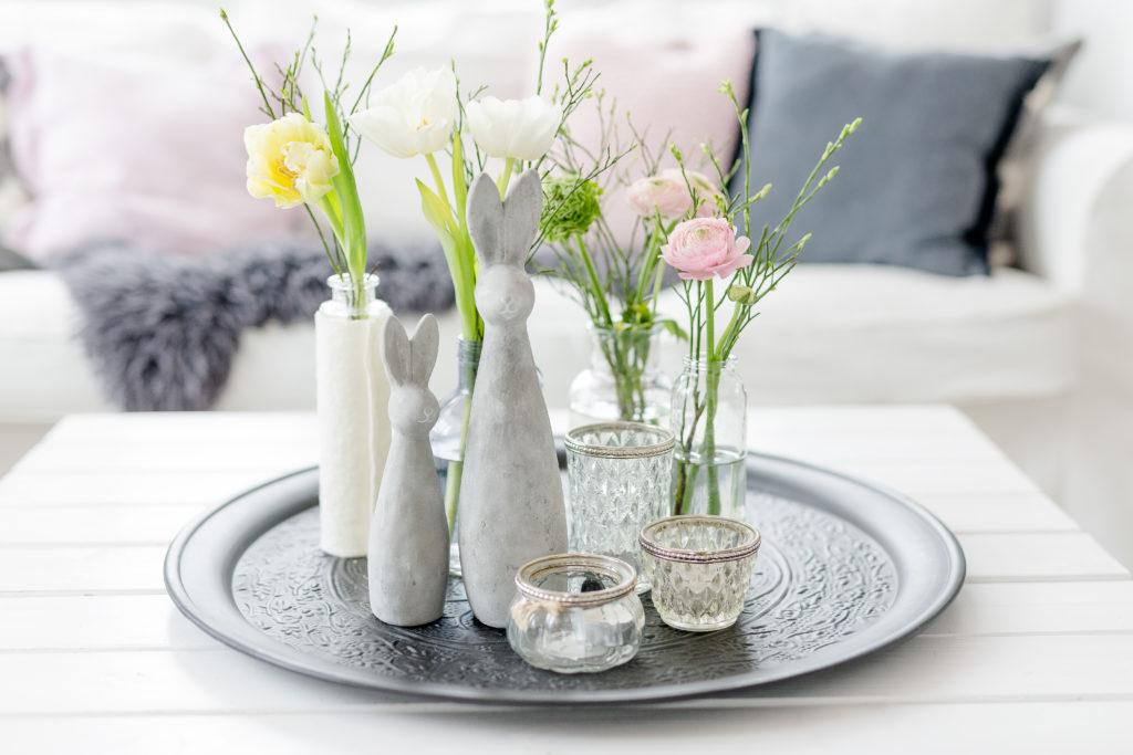 Frühlingsblüher toll in Szene gesetzt, Friday Flowerday, Pomponetti