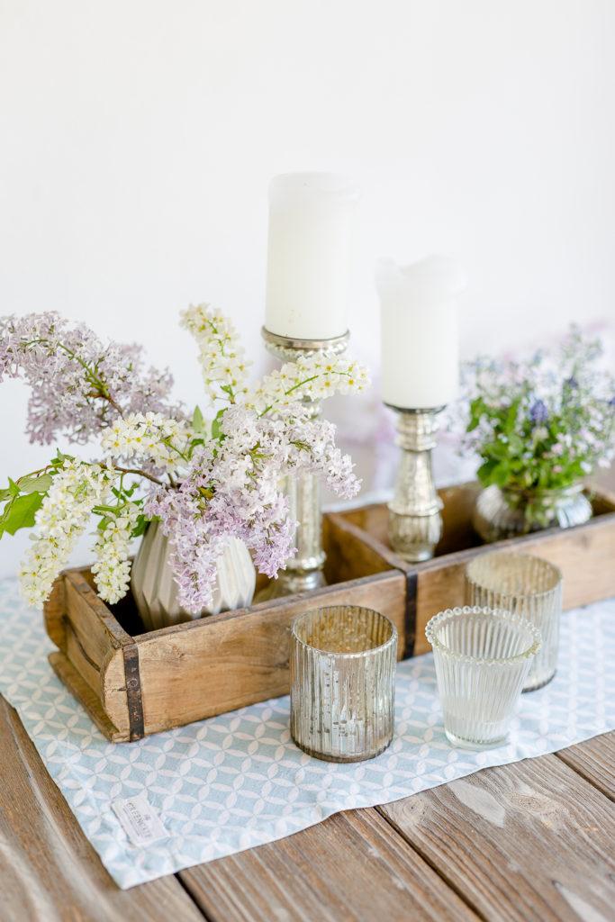 Flieder in der Vase, Tipps, Pomponetti