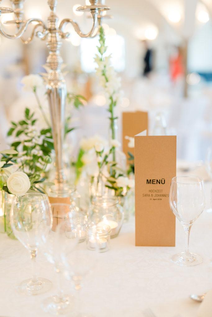 Romantische Hochzeit bei München, Pomponetti