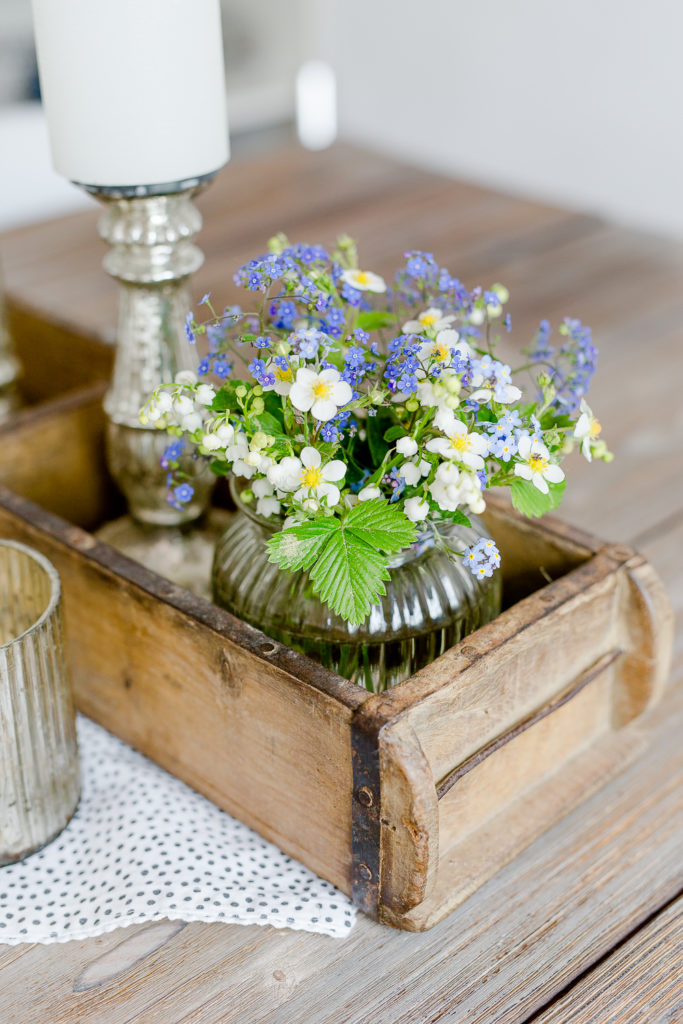 Regaldeko und Fridayflowers im Mai, Pomponetti