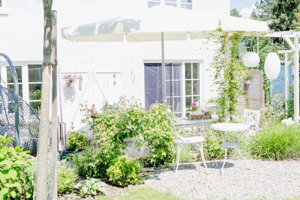 Wochenendblümchen und Inspirationen für den Garten, Pomponetti