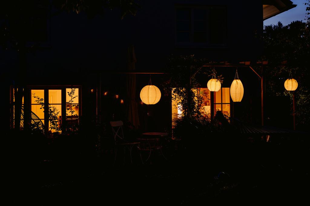 Summerbreeze oder Hochsommer im Juligarten, Pomponetti