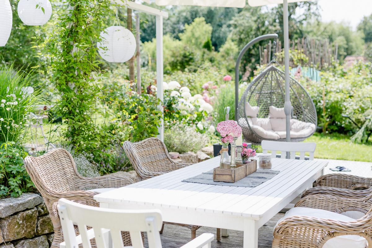 outdoor living auf der terrasse oder meine wochenendbl mchen pomponetti. Black Bedroom Furniture Sets. Home Design Ideas