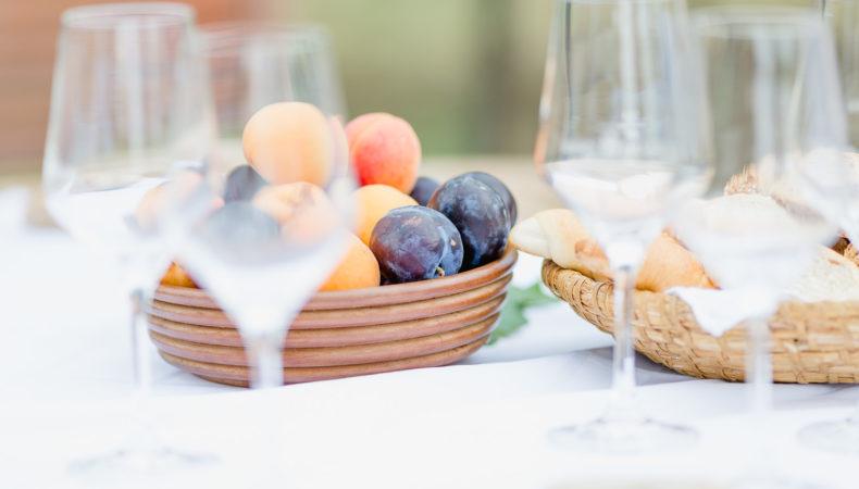Sommer Feeling im Weinberg oder Weinreise Wien