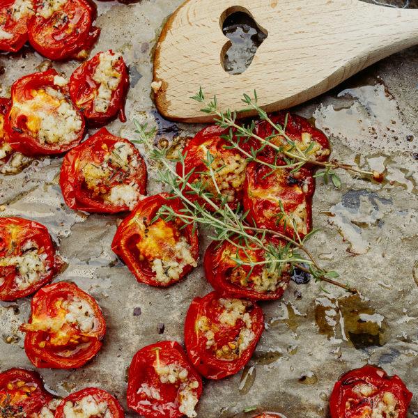 Sommersalat zum BBQ, Pomponetti
