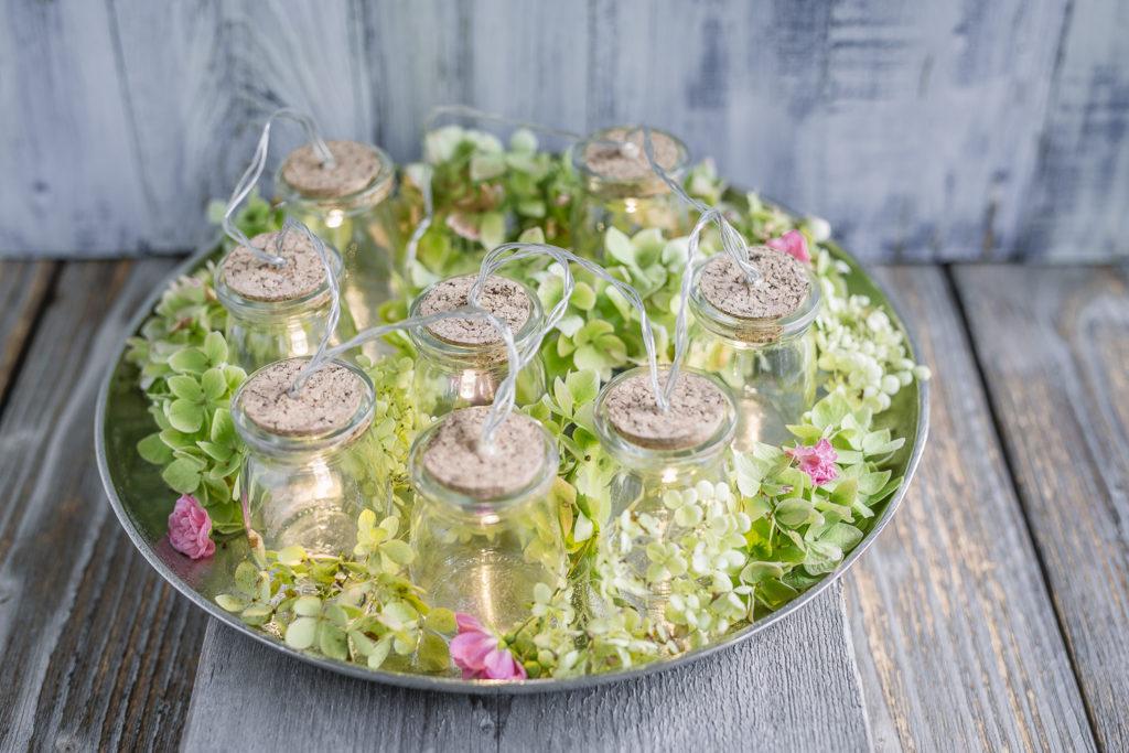 Bircher Müsli und erste Herbstzeichen, Pomponetti, Friday Flowerday