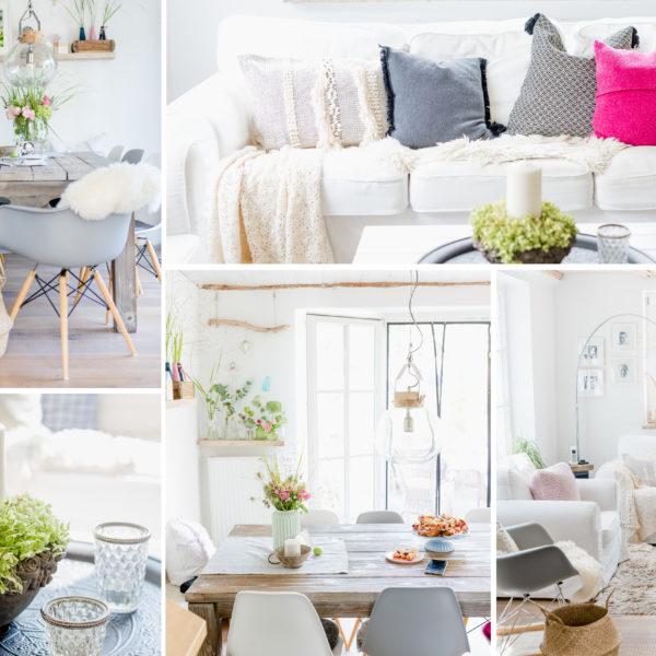 Interior, Rezepte und Blumen im Monatsrückblick, Pomponetti
