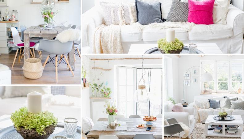 Interior, Rezepte, Blumen und Co im Monatsrückblick