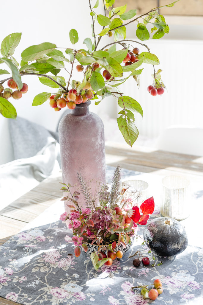 Tolle Herbstdeko mit einfachen Mitteln, Pomponetti