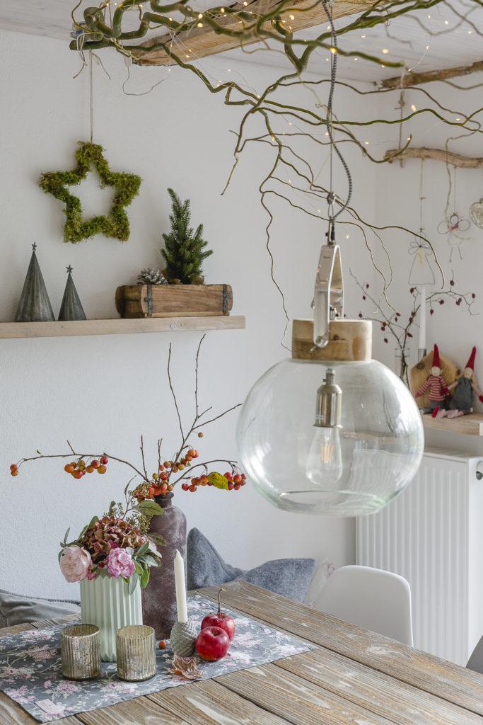Weihnachtsideen... erste Weihnachtsdeko , Pomponetti