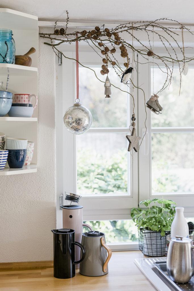 Fensterzauber im Advent und andere Weihnachtsdeko, Pomponetti