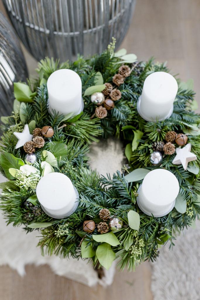 Weihnachtsschnipsel zum ersten Advent, Pomponetti